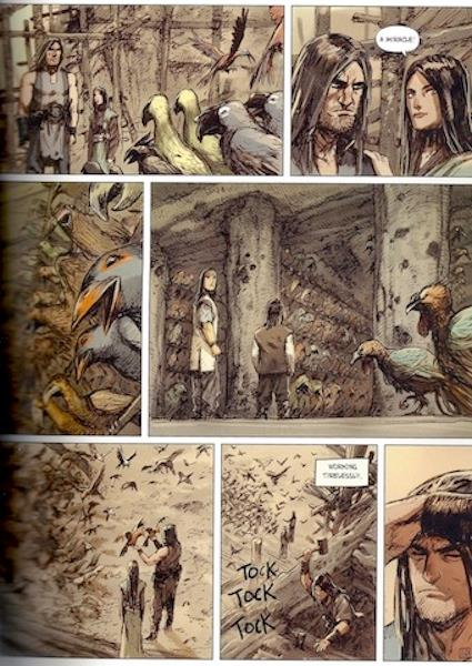 Noah, Aronofsky, Darren; Handel, Ari; Henrichon, Niko [Illustrator]
