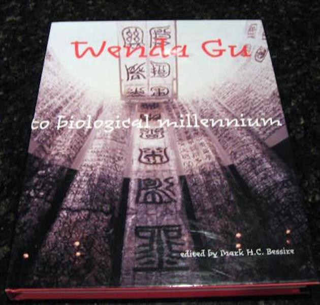 Wenda Gu to Biological Millennium Chinese Artist, Bessire, Mark H C