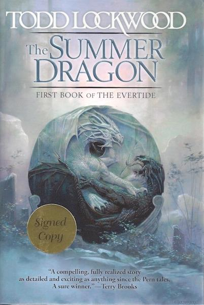 The Summer Dragon (Evertide), Lockwood, Todd