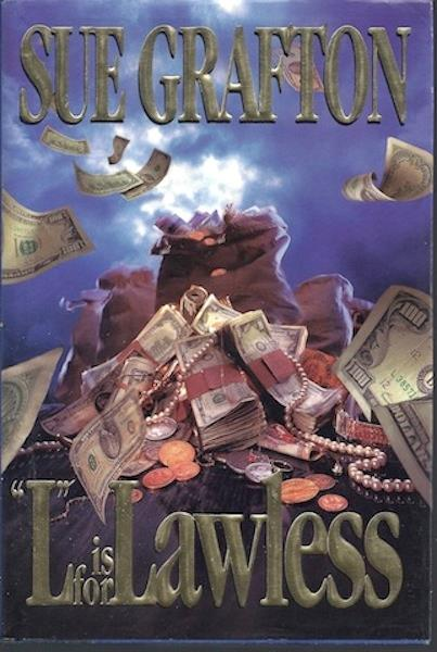 """""""L"""" is for Lawless (Kinsey Millhone Mysteries), Sue Grafton"""