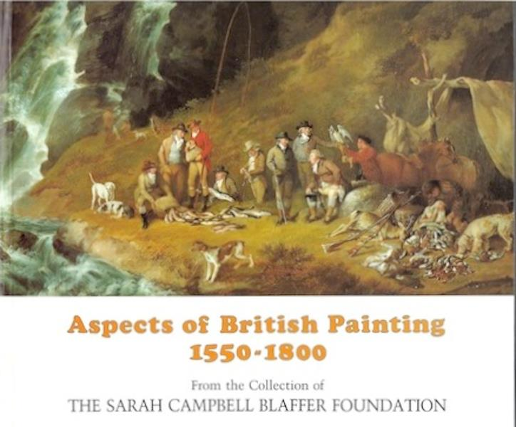 Aspects of British Painting 1550-1800 [Paperback] by Butlin, Martin, Martin Butlin