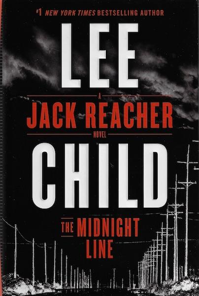 The Midnight Line: A Jack Reacher Novel, Child, Lee