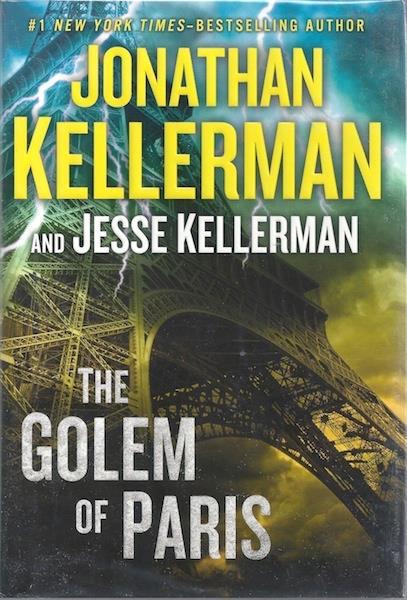 The Golem of Paris, Kellerman, Jonathan; Kellerman, Jesse