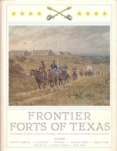Frontier Forts of Texas, Conger; Day; Frantz; Simpson; et al.