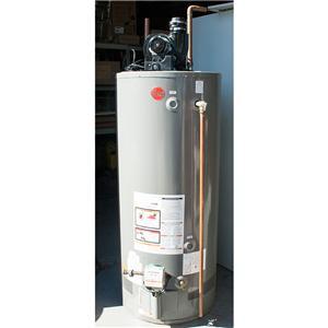 Rheem 42vp75fw Power Vent Natural Gas Water Heater 75 Gallon