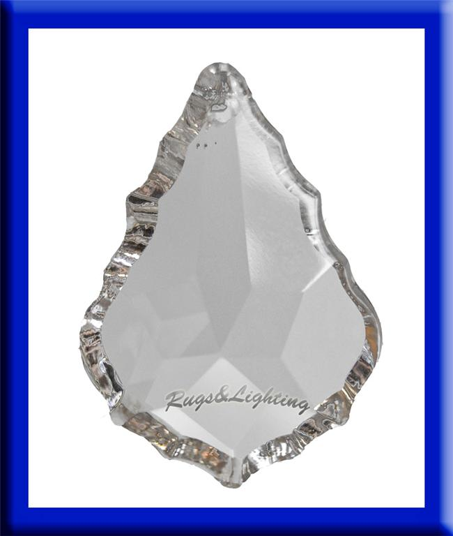 5 x 25 clear french cut pendeloque prisms wholesale chandelier store categories aloadofball Gallery