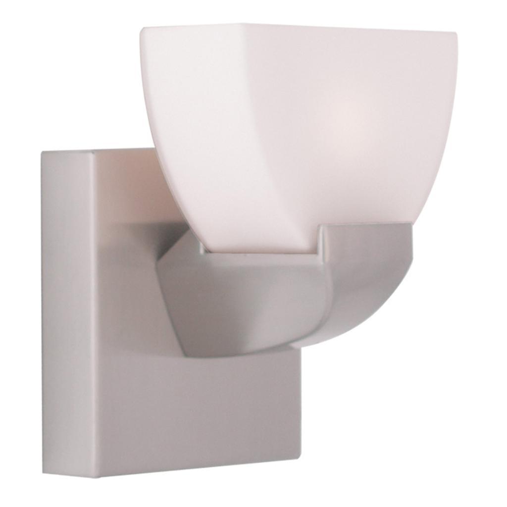 Discount Bathroom Lights: Gemini Livex Brushed Nickel Bath Vanity Lighting Wall