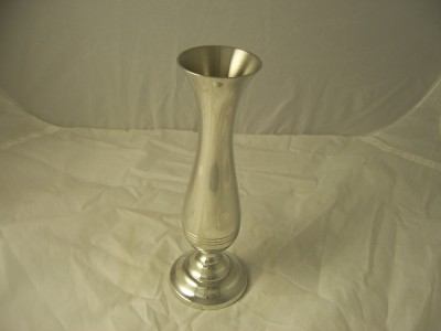 Bud Vase Footed Pewter Holloware 7 Quot Lenox Kirk Stieff Collection New Iob Ebay