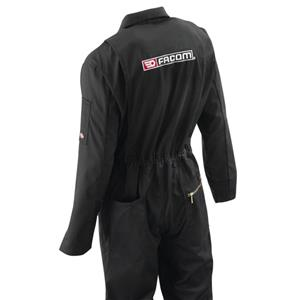 Facom Dickies Black Work Overalls Overall Coverall S, M, L, XL   XXL ... 12bcffd27404