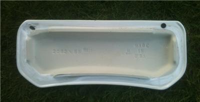 American Standard Hamilton 1 Piece 2092 55 White Toilet