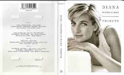 Diana Princess Of Wales Tribute Various Artists