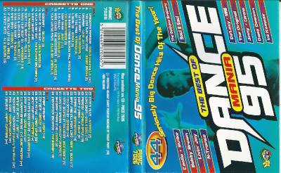 The Best Of Dance Mania 95 Various Artists Double