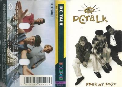 Dc Talk Free At Last Cassette Tape Album Ebay