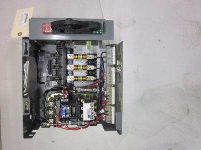 ALLEN BRADLEY SIZE 1 MCC BUCKET COMBO STARTER COIL 120V ...