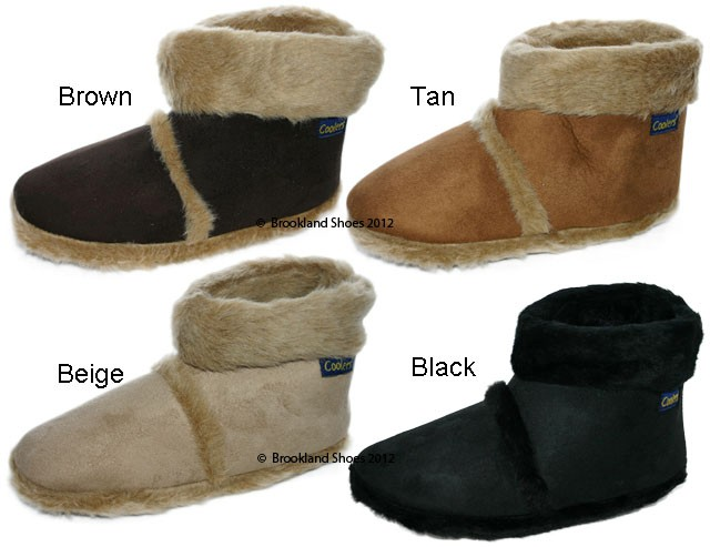 What Shoe Size Is Medium In Mens Slippers