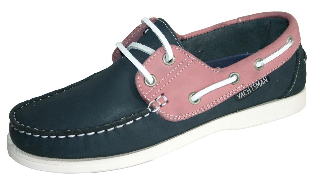 Ladies Yachtsman Boat Shoes
