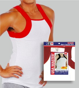 0821f1e7f4fa0 MENS SQUARE G UNIT STYLE GYM TANK TOPS WIFE BEATER on PopScreen