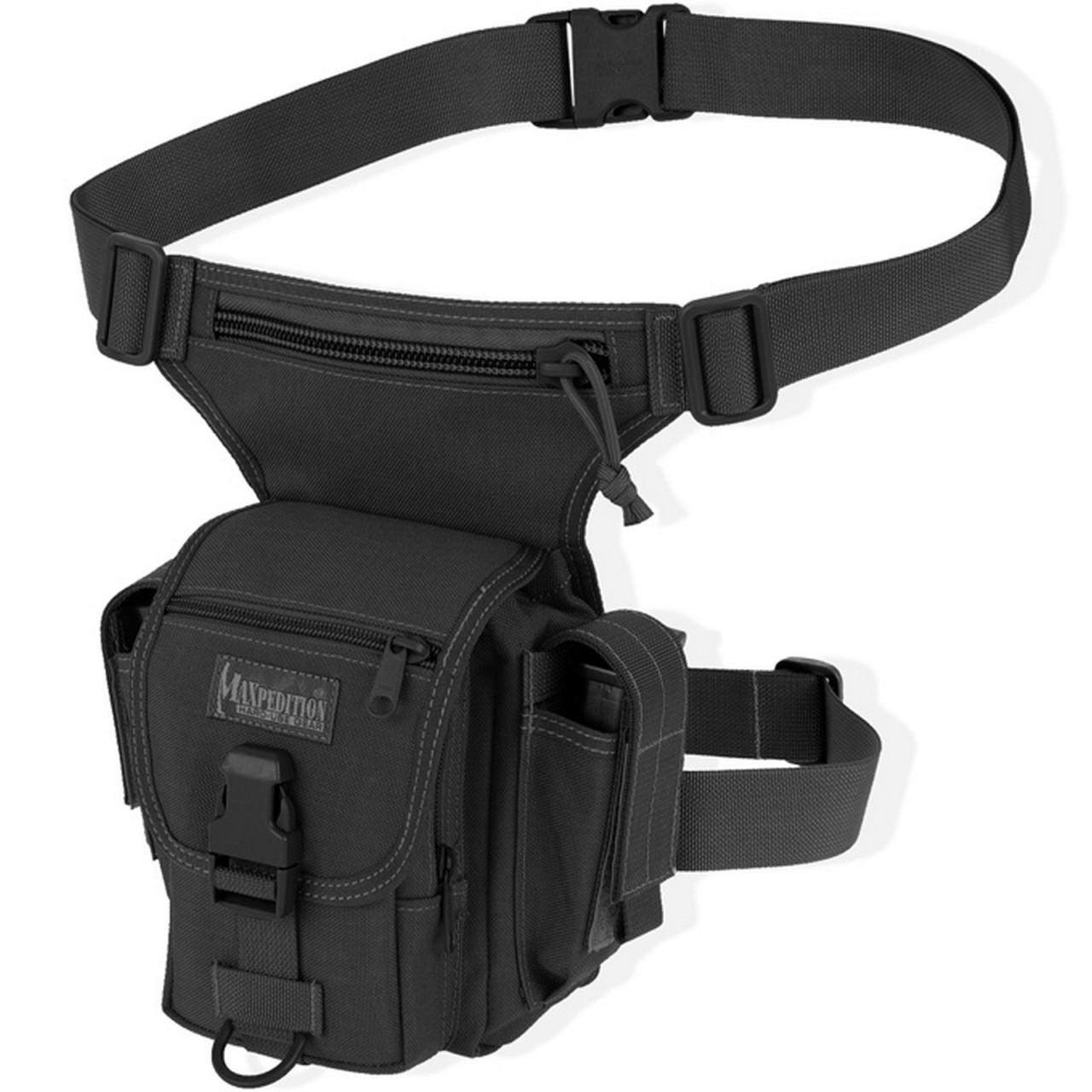 Универсальная сумка для ношения на плече или на ноге с креплением на поясе. .  Termite Versipack.  4 271 i.
