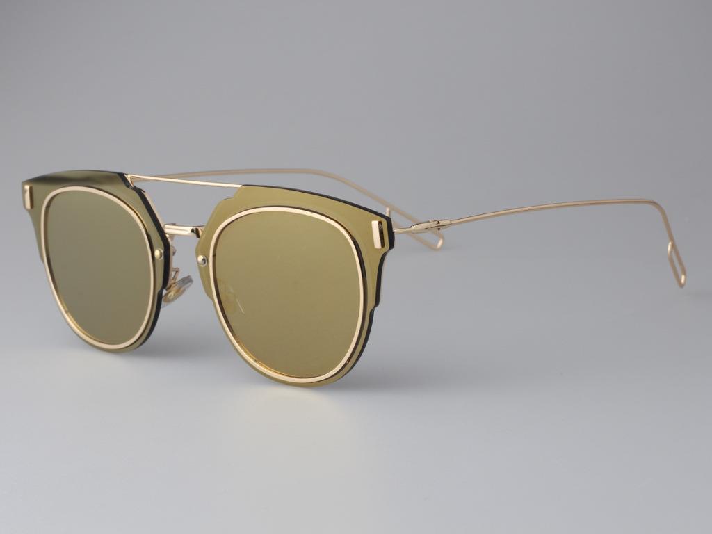 6d2a4400303e6 COMPOSIT 1.0 Mirrored Lens Men Women Sunglasses Christian Designer ...