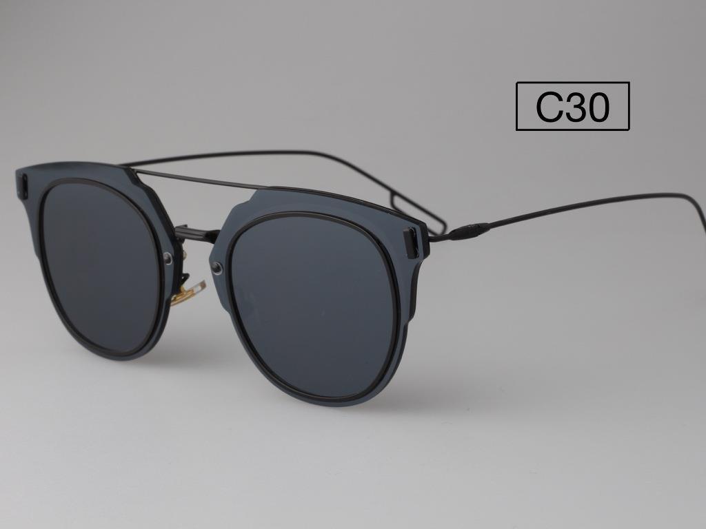 bc93a9db961b COMPOSIT 1.0 Mirrored Lens Men Women Sunglasses Christian Designer  Futuristic