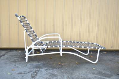 Bent Aluminum Brown Jordan Tamiami Patio Furniture Outdoor