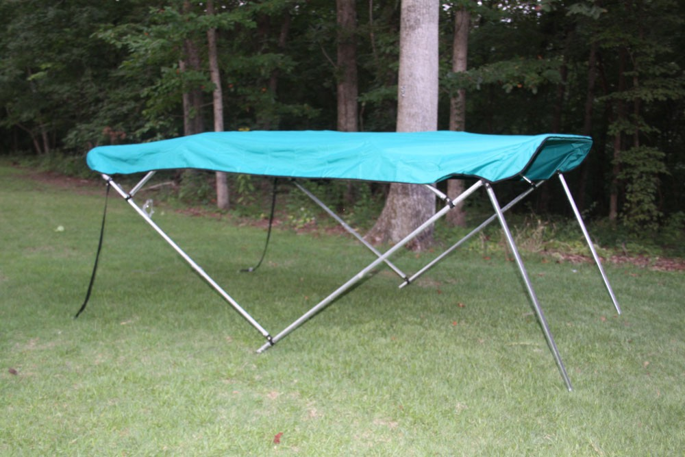 Details about NEW VORTEX TEAL BIMINI TOP 6' LONG, 91-96