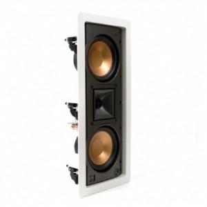 klipsch in wall ceiling horn speaker 7 1 set ebay. Black Bedroom Furniture Sets. Home Design Ideas