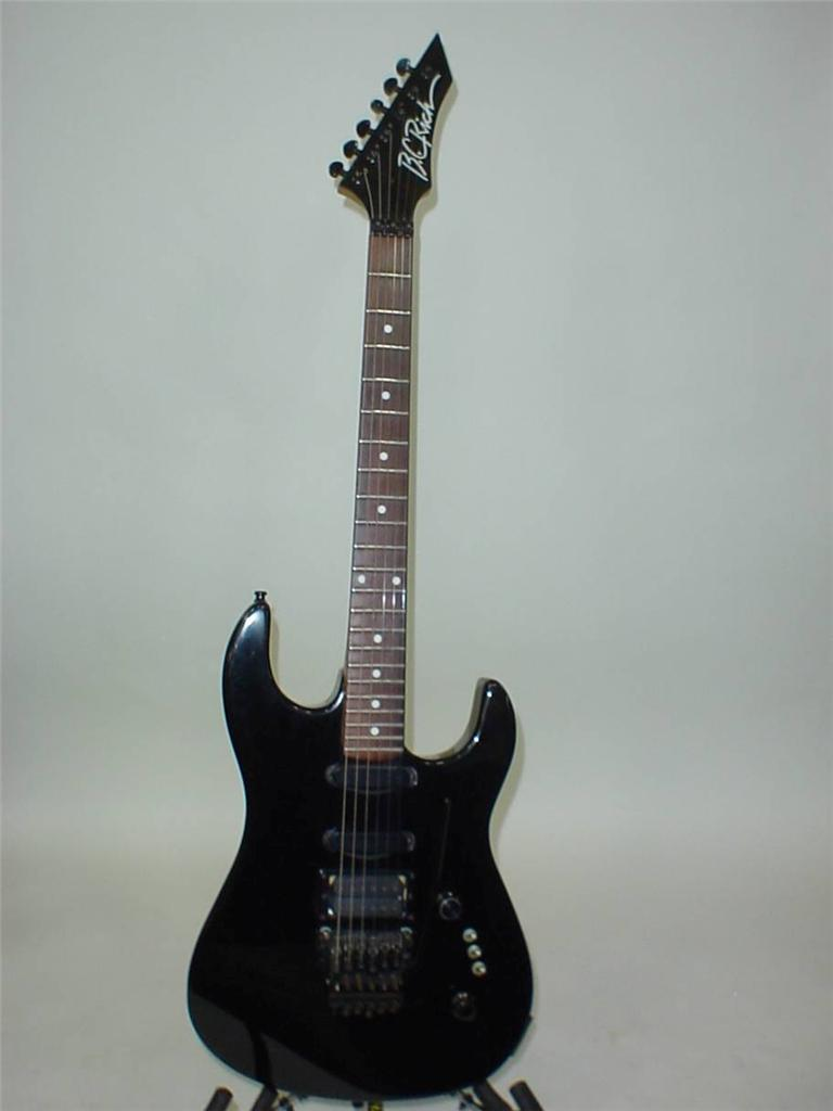 bc rich st3 st 3 stiii electric guitar ebay. Black Bedroom Furniture Sets. Home Design Ideas