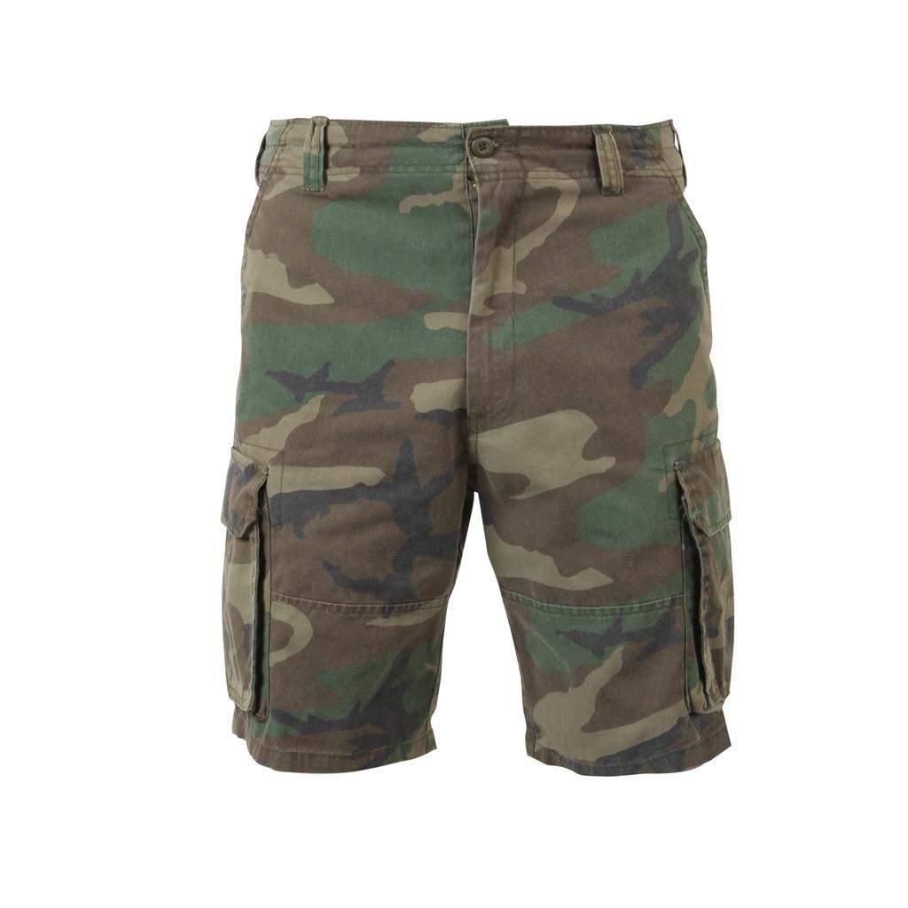 Vintage Paratrooper Cargo Shorts 90