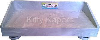 Ants Off Ant Proof Feeding Table Dogs Cats - Marble