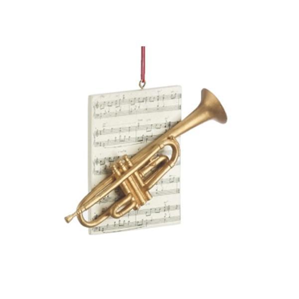 NEW Instrument W/ Sheet Music Saxophone Trumpet, Trombone