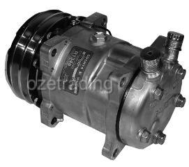 Sanden New Sd5h14 Air Conditioning Compressor Aircon Replace Sd508