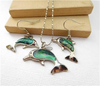 Silvertone Clip-on Dolphin Cats Eye Bead Charms-10 Colours to choose from