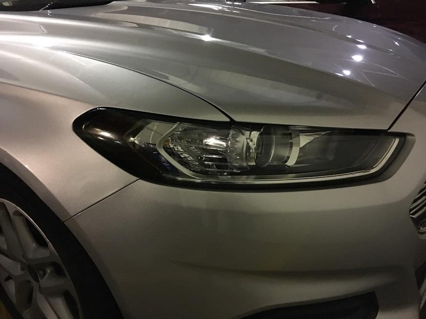 Replacement Parts Precut Vinyl Tint Overlay Cover for 2017-2018 ...