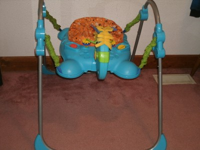 1e3337f46 FISHER Price GALLOPING Fun JUMPEROO EXTREMELY Hard To FIND AWESOME ...