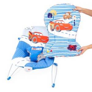 Awesome Disney Cars Fast As Lightening Bouncer Soother By