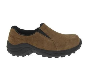 Brazos Mesa Slip On Steel Toe Work Shoes