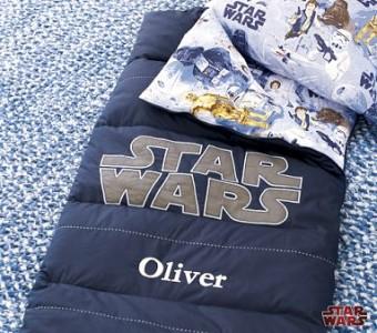 Pottery Barn Kids New Star Wars Sleeping Bag Ebay