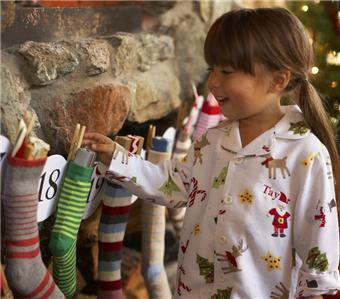 Pottery Barn Kids Home For The Holidays Pajamas For Boys