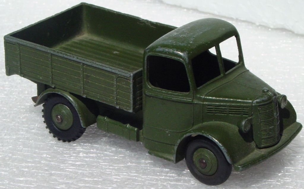 Dinky 25 W m - Bedford Truck Army