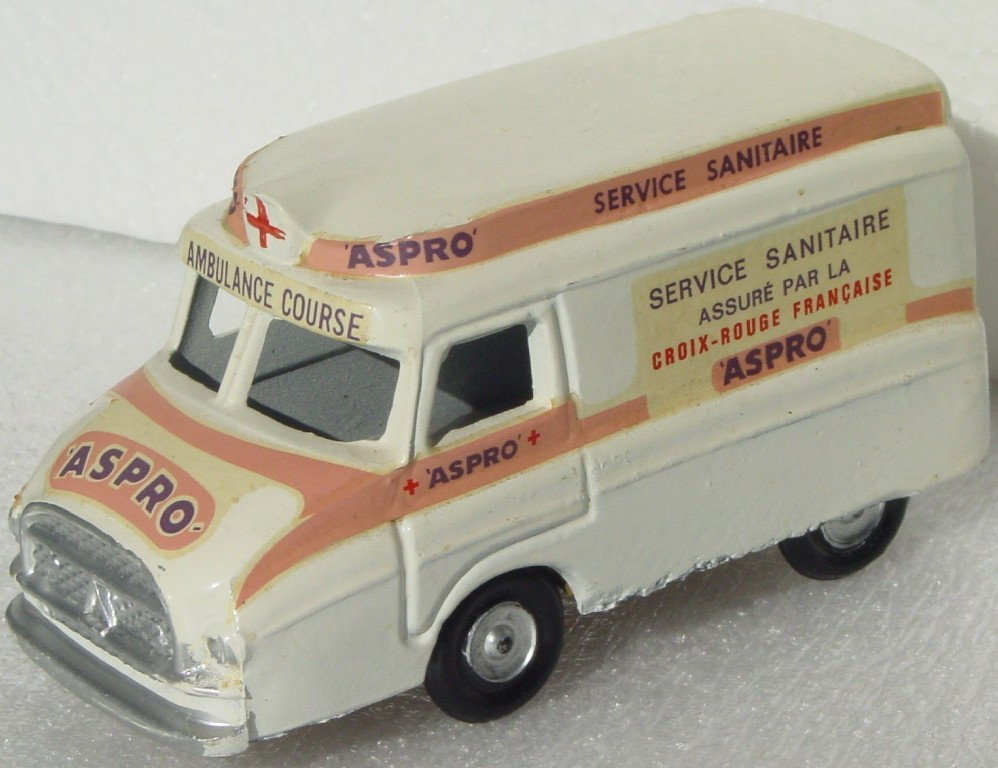 43 - SALZA Aspro Ambulance White (Tour d France)