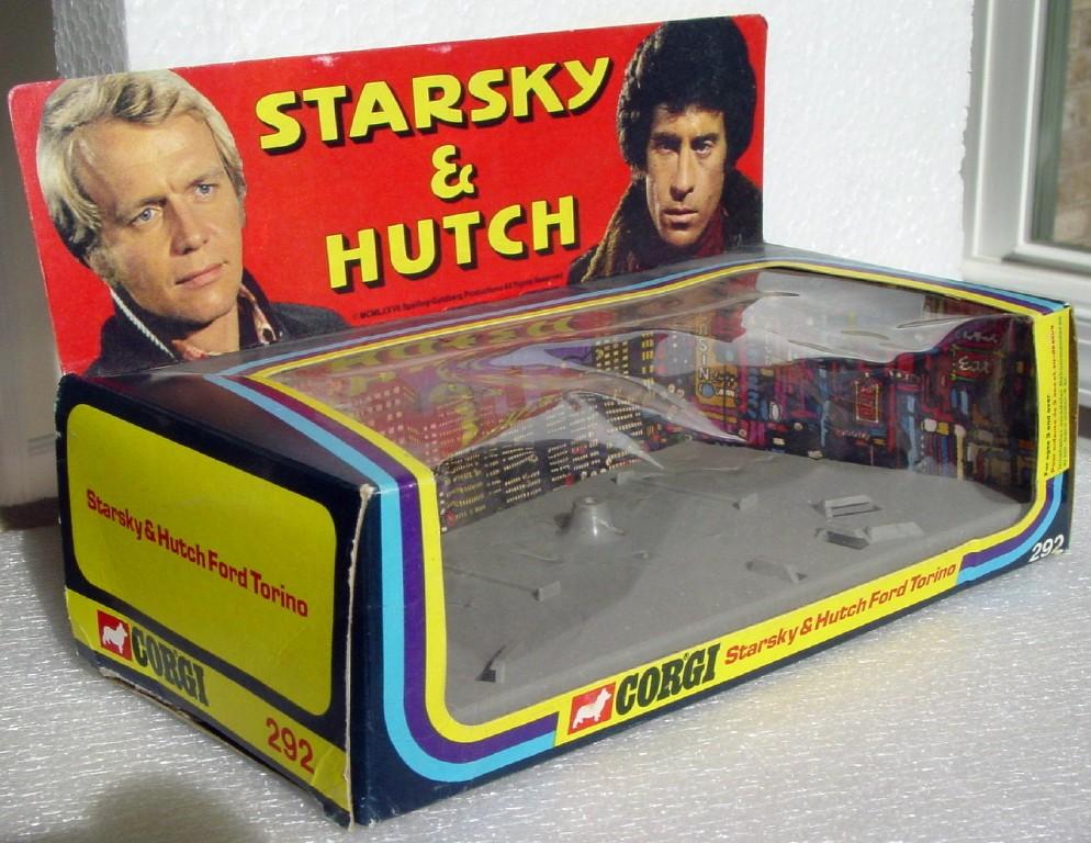 Corgi 292 - Starsky and Hutch Ford Torino no figures