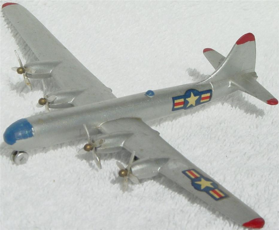 43 - MERCURY 415 Boeing B-50 Superfortress blue canC8.5