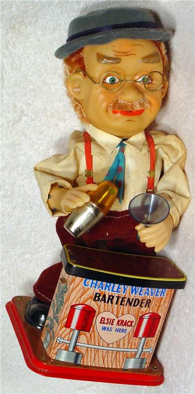 Battery Operated - TN Charley Weaver Rosko tested Japan