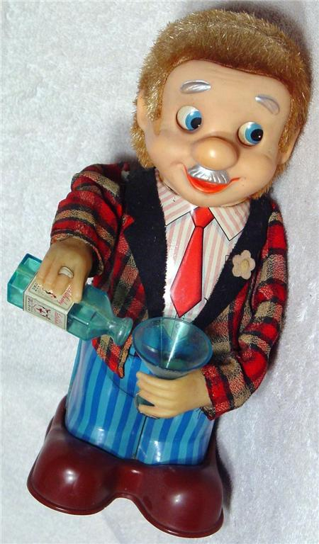 Battery Operated - CRAGSTAN Whiskey Drinker Japan