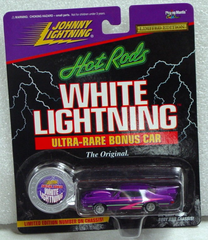 White Lightning - White Lightning Hot Rods Goin Goat Purple