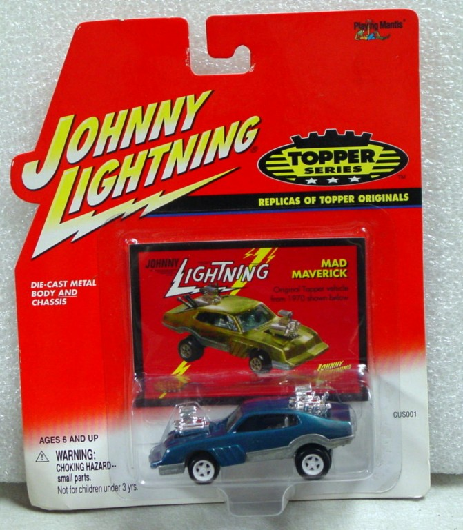 White Lightning - White Lightning Topper Mad Maverick Green