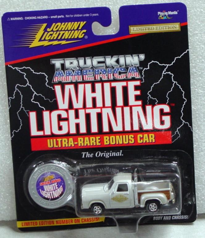 White Lightning - White Lightning Truckin Amer 1978 Lil Red Exp Sil-white