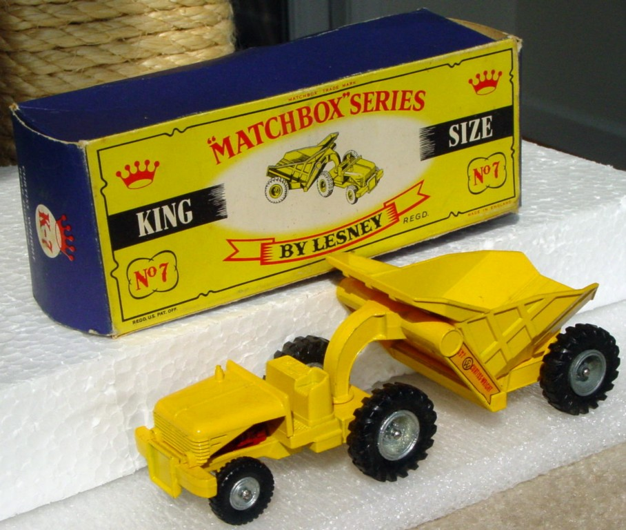 King Size 07 A 1 - Curtiss-Wright Dumper 3 chips C8 CROWN Box