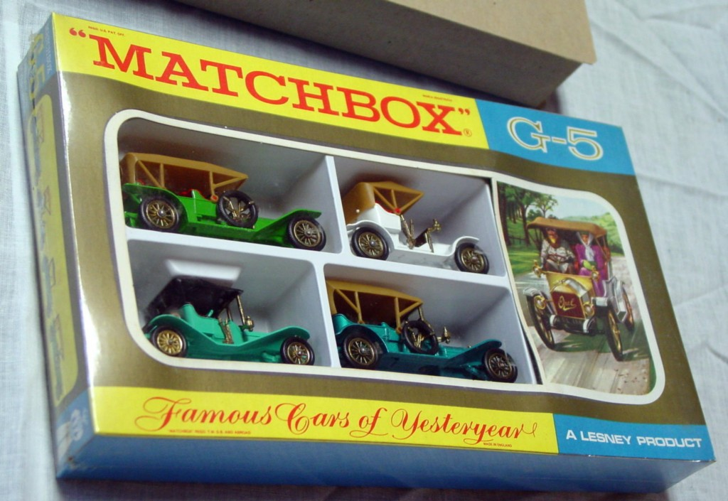 Matchbox 05 - YG5 Gift Set with 5-crown/7C/8C/14B with sleeve